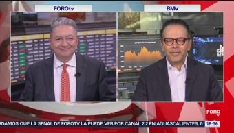 Foto: Bolsa Mexicana Pierde Tras Sesión Altibajos