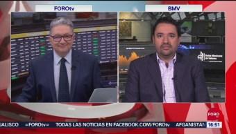 FOTO: Bolsa Mexicana Retrocede Tras Recorte Tasas Interés Fed