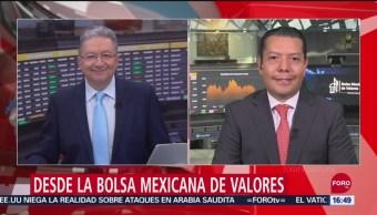 FOTO: Bolsa Mexicana Sube Mejor Nivel Desde Julio