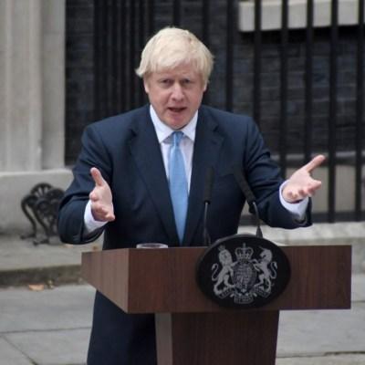 'No quiero una elección', dice Boris Johnson e insta a no retrasar Brexit