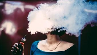 Imagen: Las autoridades sanitarias han solicitado al Gobierno federal que limite la publicidad de cigarros electrónicos para que los menores no sean expuestos a estos productos, 18 de septiembre de 2019 (Getty Images, archivo)