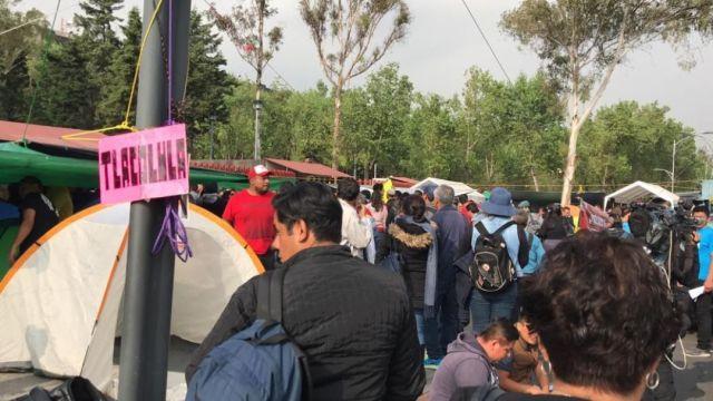 Foto Cancelan sesión en Cámara de Diputados por bloqueo CNTE 12 septiembre 2019