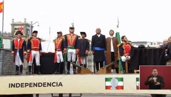 FOTO Desfile militar 2019 muestra transformaciones de México (YouTube)