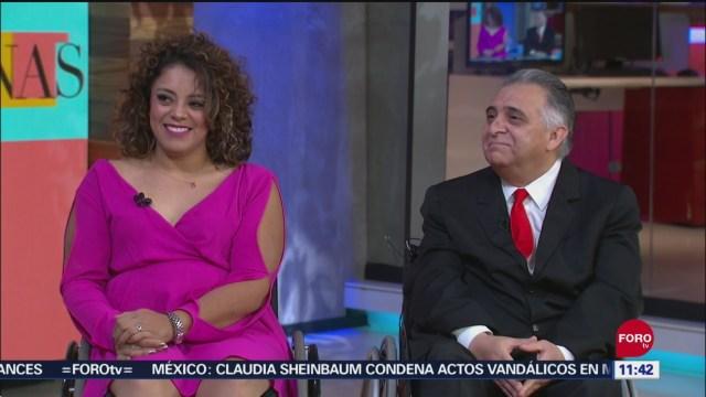 Foto: Certamen Nacional Miss Wheelchair México