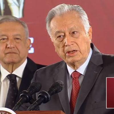 Jamás me han acusado de corrupción, sostiene Manuel Bartlett