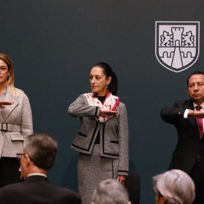 Sheinbaum encabeza ceremonia de la Independencia en la CDMX