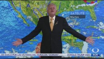 Clima Al Aire: Zona de inestabilidad provocará lluvias en gran parte de México