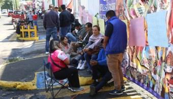 Foto: La CNTE argumentó que el gobierno del estado les adeuda el pago de 14 bonos de 2018 y 2019, que asciende a casi 800 millones de pesos, 9 de septiembre de 2019 (Juan José Estrada Serafín /Cuartoscuro.com)