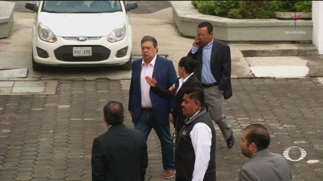 FOTO: Comienzan reuniones para reorientar investigación por desaparición de los 43 de Ayotzinapa, 17 septiembre 2019