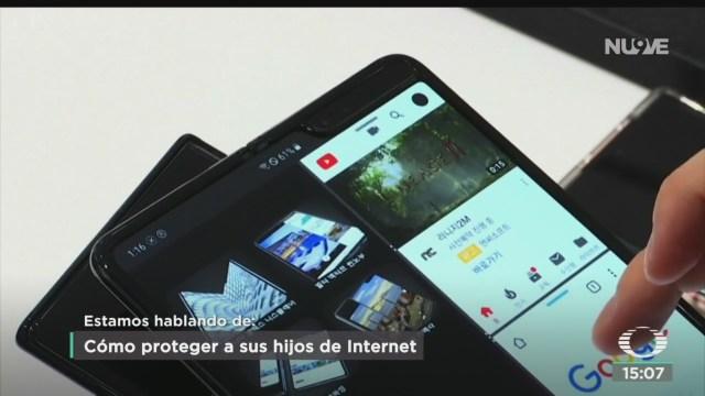 Foto: Cómo Proteger Hijos Amenazas Internet 24 Septiembre 2019