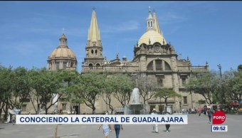 Conociendo la catedral de Guadalajara