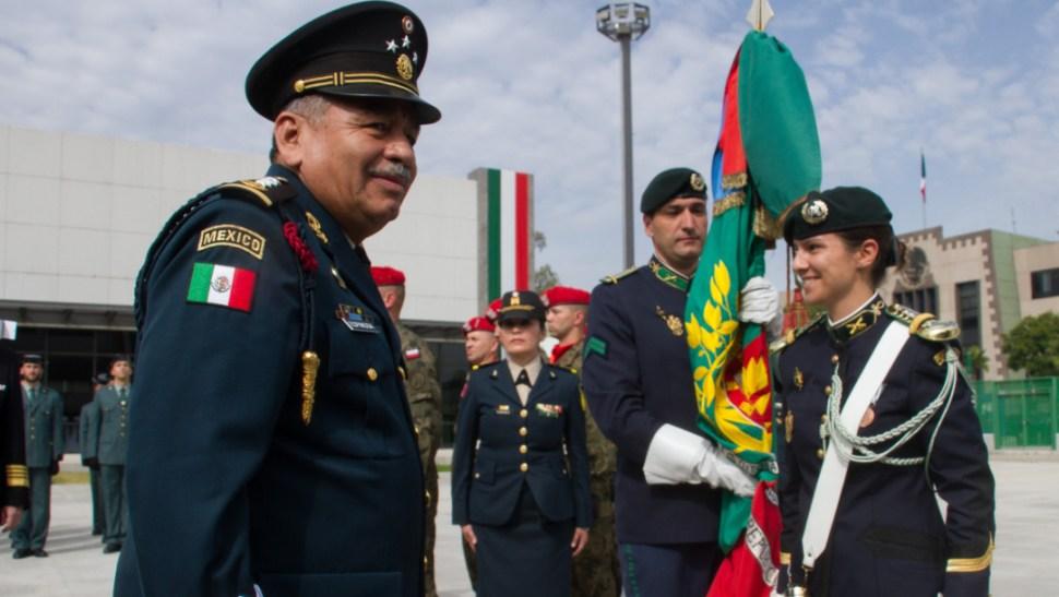 FOTO Reciben a comitivas extranjeras para desfile del 16 de septiembre (Rogelio Morales/Cuartoscuro)