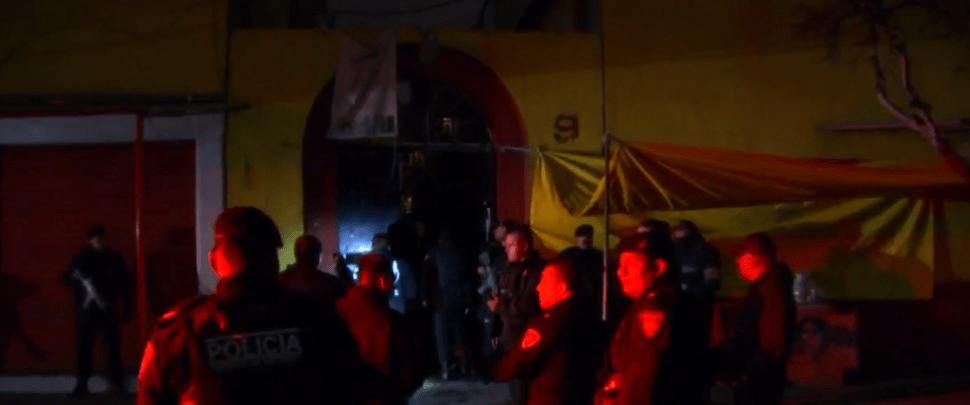 FOTO CDMX hace enorme decomiso de droga, 5 toneladas de marihuana, en Tepito (FOROtv)