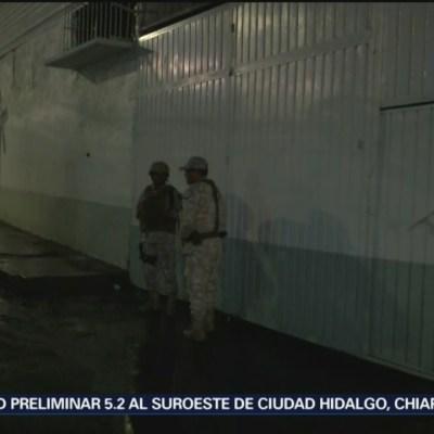 Denuncian almacenamiento ilegal de gas LP en Azcapotzalco