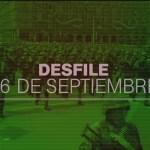 FOTO: Desfile militar 2019 por 209 aniversario de la Independencia de México (Parte 2), 16 septiembre 2019