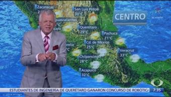Despierta con Loret: Depresión tropical 7 provocará lluvias