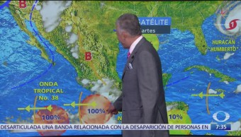 Despierta con Tiempo: Ingreso de humedad afectará el centro del país