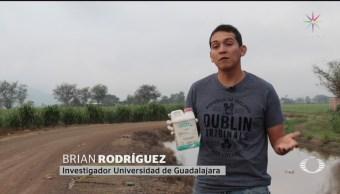 Foto: Detectan Muestras Orina Afectan Salud Niños Jalisco 4 Septiembre 2019