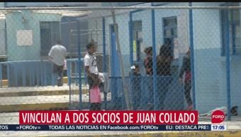 FOTO: Dictan auto de vinculación a dos por caso Juan Collado, 15 Septiembre 2019