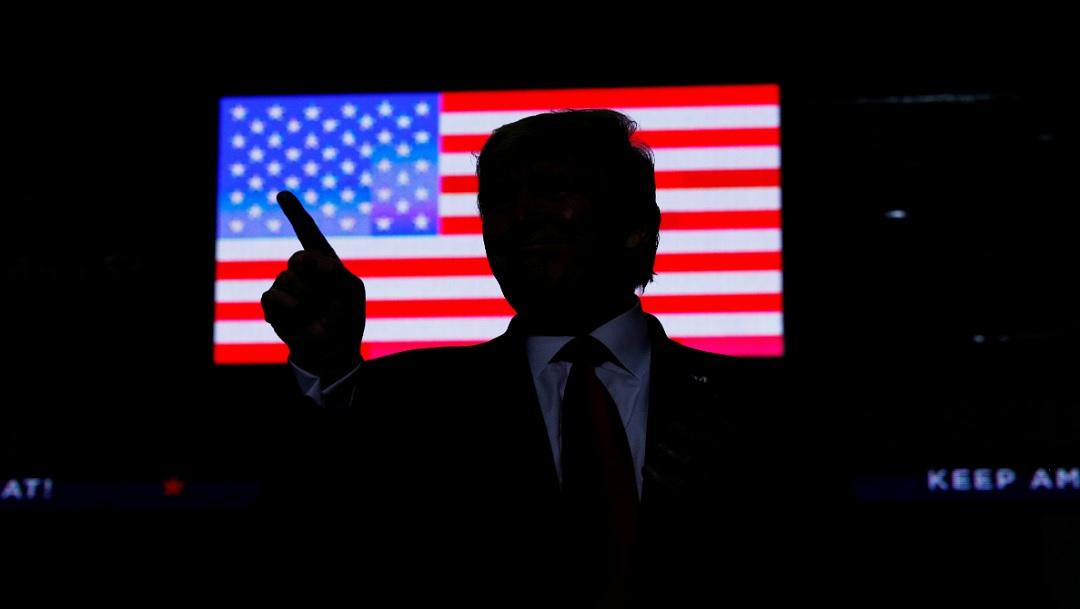 Trump dice que no quiere ir a una guerra con Irán pese a ataques en Arabia Saudí