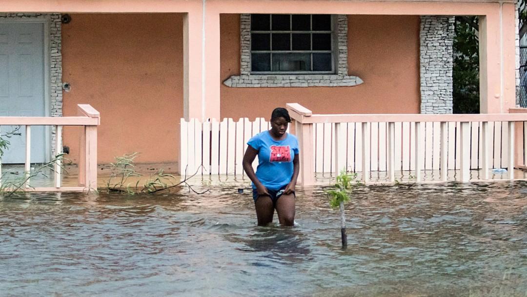 Foto: Daños de huracán Dorian,2 de septiembre de 2019, Bahamas