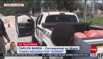 FOTO: 'Dorian' impactó las islas Ábaco como categoría 5 en Bahamas, 1 septiembre 2019