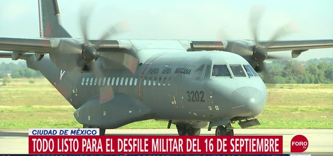 Foto: Dos Mujeres Piloto Por Primera Vez Volarán Desfile Militar 11 Septiembre 2019