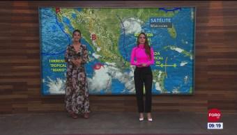 El clima en Expreso del 18 de septiembre del 2019