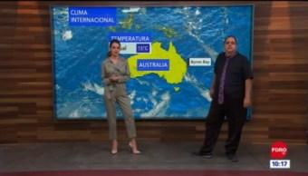 El clima internacional en Expreso del 12 de septiembre del 2019