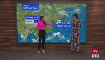 El clima internacional en Expreso del 18 de septiembre del 2019