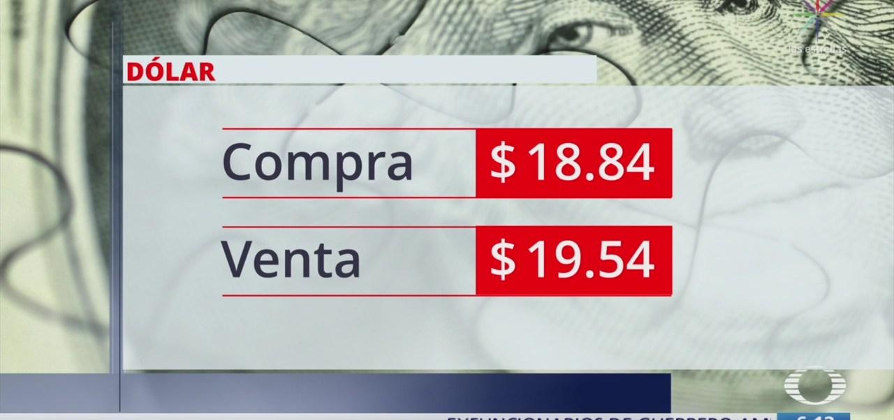 El dólar se vende en $21.44