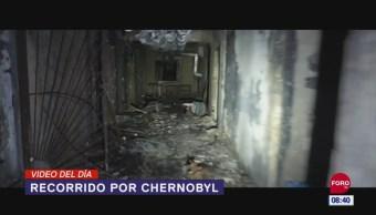 #ElVideodelDía: Recorrido por Chernobyl