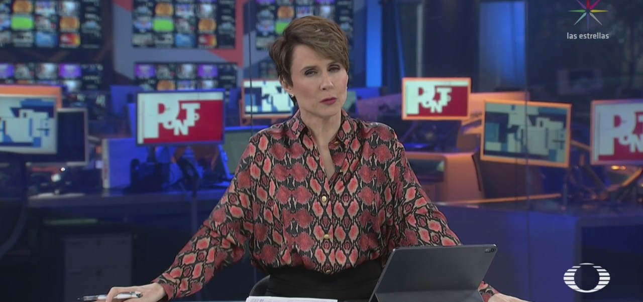 Foto: En Punto Denise Maerker Televisa Programa Completo 10 Septiembre 2019