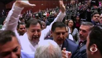 Foto: Encaran Fernández Noroña Por Declaraciones Sobre Asesinato Eugenio Garza Sada