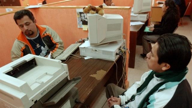 Foto: Entrevista de trabajo 21 de enero de 20015, México,