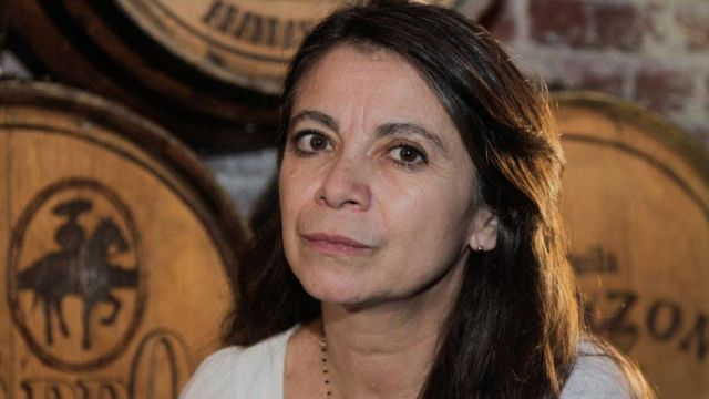 Escritora Carmen Boullosa