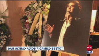 #EspectáculosenExpreso: Dan último adiós a Camilo Sesto