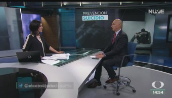 FOTO: Estrategia Para Prevención Suicidio