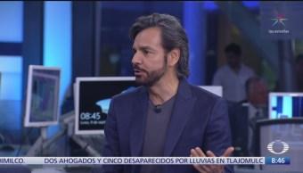 Eugenio Derbez platica de 'Dora y la ciudad perdida'