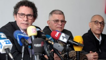 """Foto: El exjefe guerrillero Pastor Alape, aseguró que los excombatienes deben entregar todos sus """"esfuerzos"""" y """"energía"""" para que haya justicia, 23 de septiembre de 2019 (EFE)"""