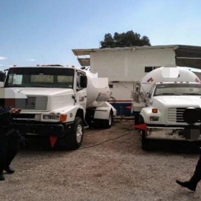 Detienen en Puebla a 21 personas por venta ilegal de gas LP