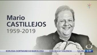 Fallece Mario Castillejos a los 60 años