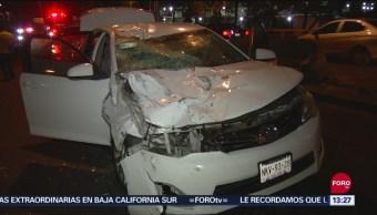 Fallece una persona tras accidente automovilístico en Legaria