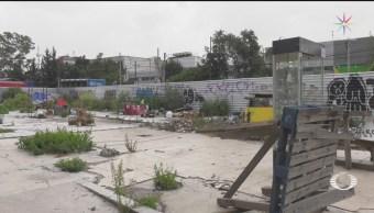 Foto: Familias Edificio Bolívar 168 Siguen Pugna Tras Sismo 19 Septiembre 2019