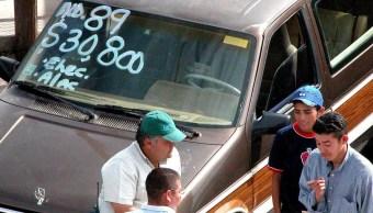 Foto: Un tianguis de autos en San Luis Potosí, México. Cuartoscuro