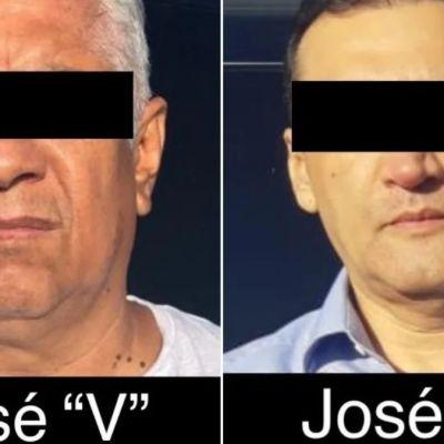 Detienen a dos socios de Juan Collado