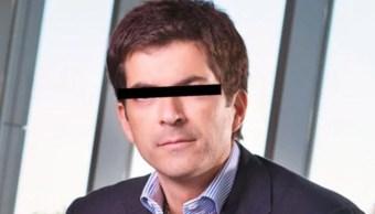 Foto: La Interpol busca a Gonzalo Gil White por fraude. Archivo