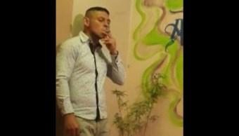 Foto: El agresor fue identificado como Antonio Flores. Twitter/@morenamia25