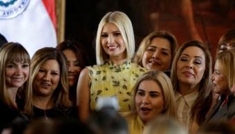 Foto: Ivanka Trump, asesora e hija del presidente de Estados Unidos, Donald Trump. Reuters