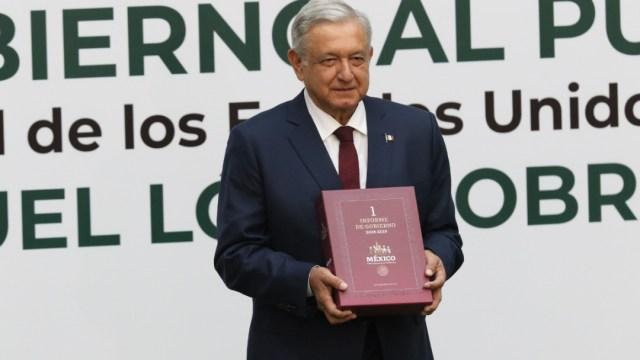 Foto:AMLO-Informe-gobierno.1 septiembre 2019
